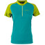 La Sportiva Forward Short Shleeve Shirt Women Emerald/Citronelle